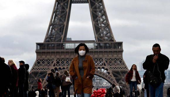 Francia presenta 10 mil 561 casos positivos por Covid-19 en las últimas 24 horas