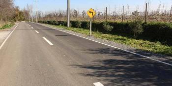 Los caminos pavimentados contaminan más que autos, según estudio