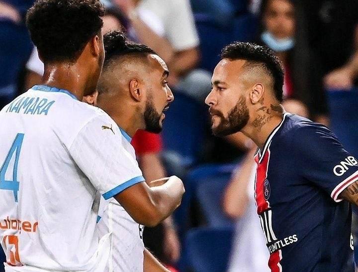 Campal entre el PSG y el Olympique de Marsella