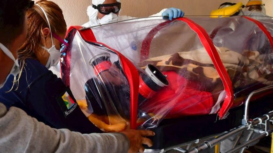 No hay duda de que la epidemia en México va a la baja: López-Gatell