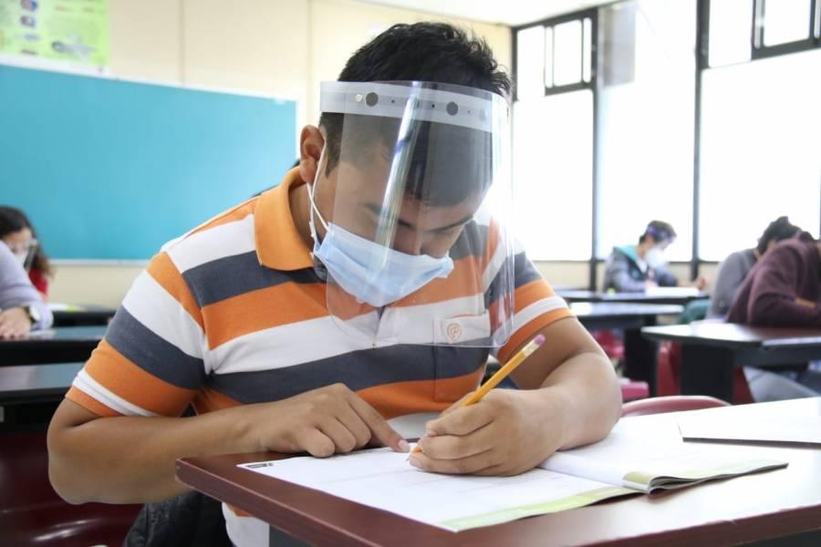 IPN publica los resultados del examen de admisión
