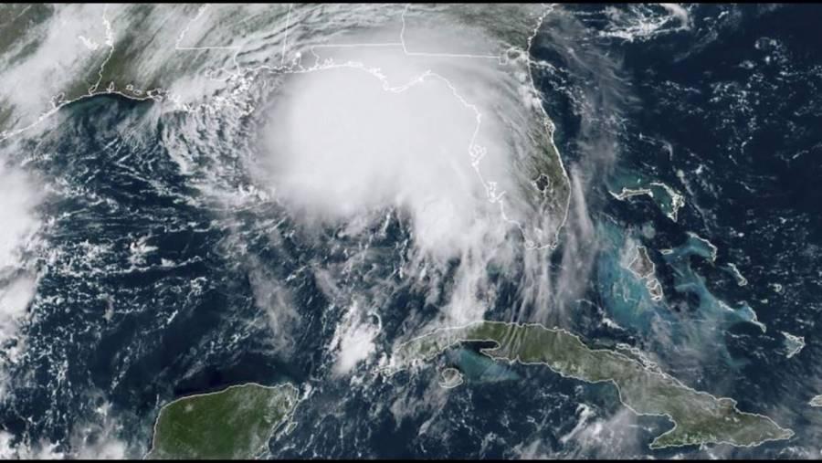 Emiten advertencias para Florida y Louisiana por huracán