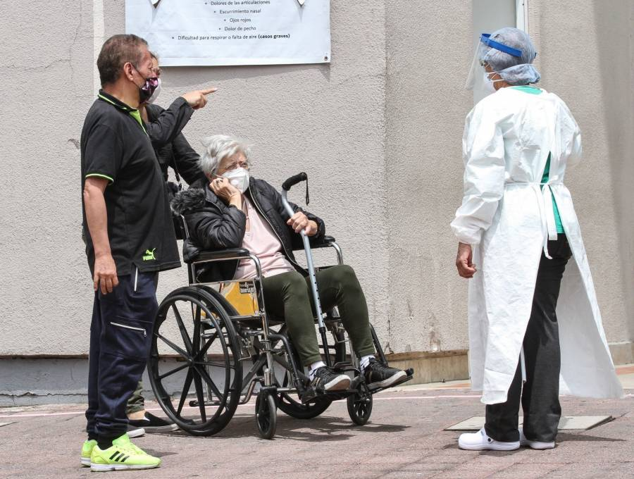 Documentan alta letalidad del Covid en hospitales públicos