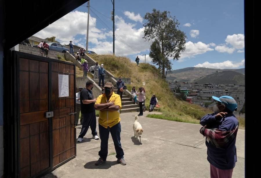 Se termina estado de excepción en Ecuador, instaurado para evitar contagios de Covid-19