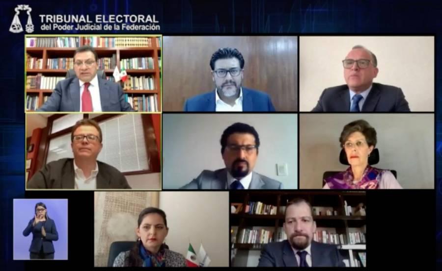 TEPJF ordena al Consejo General del INE definir la difusión del informe de Sheinbaum en Hidalgo