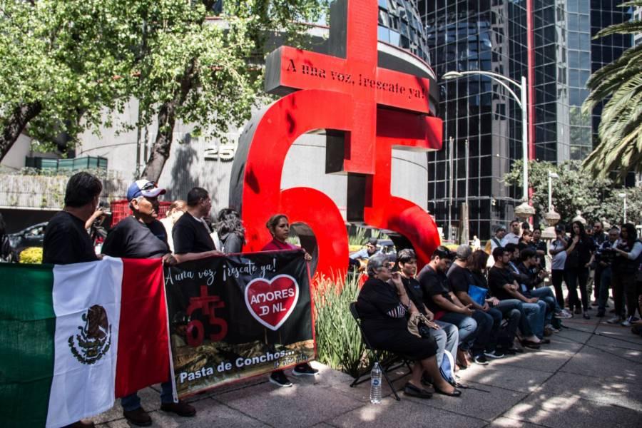 Gobierno y familiares de Pasta de Conchos acuerdan rescate e indemnización