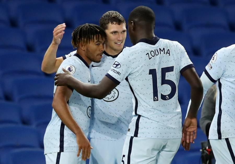 Un Chelsea reforzado saca la victoria ante el Brighton
