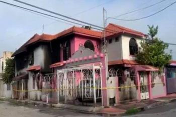 Incendian casa de funcionaria del Congreso de Quintana Roo; reportan un joven fallecido