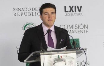 Samuel García venderá su automóvil deportivo para ayudar a niños con cáncer