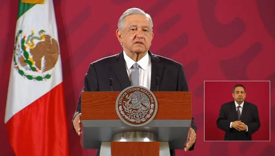 """Pregunta para consulta sobre juicio a ex presidentes, es constitucional; """"no es ocurrencia"""": AMLO"""