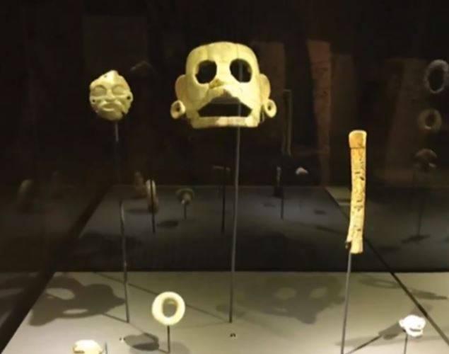 Máscara de jade regresa a Guatemala, Bélgica la devuelve