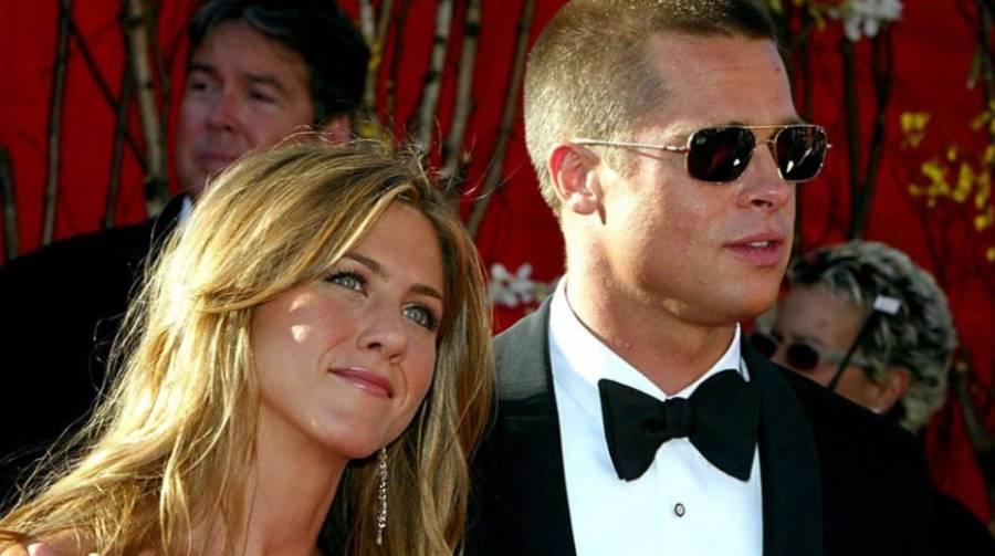¡Jennifer Aniston y Brad Pitt, juntos de nuevo!
