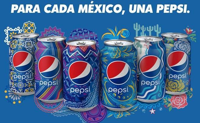 Pepsi lanza campaña para rendir homenaje a la cultura mexicana
