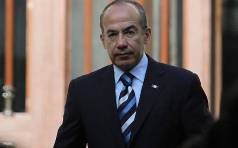 Felipe Calderón responde a AMLO: Si tiene pruebas contra mí, que las presente sin necesidad de consulta