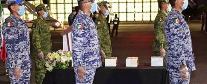 SRE repatrió cenizas de 107 mexicanos muertos por Covid en EU