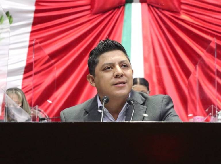 GOBIERNO DE AMLO ESTÁ CUMPLIENDO CON LOS QUE MENOS TIENEN EN MATERIA ECONÓMICA: DIPUTADO RICARDO GALLARDO