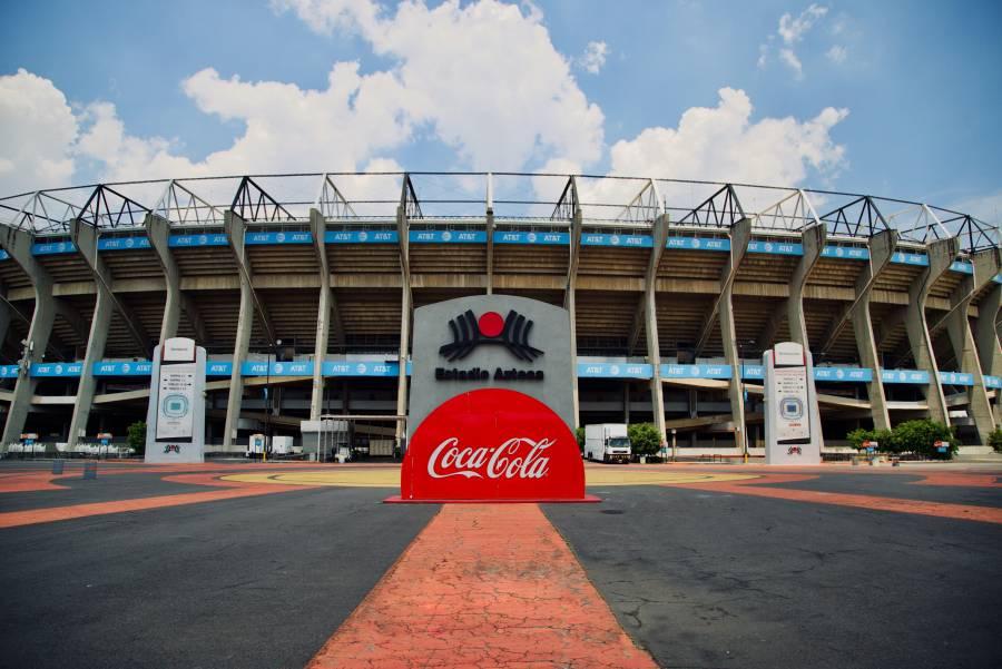 Estadio Azteca mantendrá palcos cerrados para el Clásico entre América y Chivas