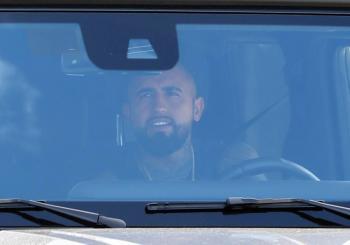 Arturo Vidal se va del Barcelona