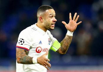 Lyon rechaza que Depay fiche por el Barcelona