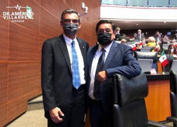 Concede Senado licencia a Félix Salgado y Citlalli Hernández