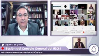 Aprueba IECM distribución de Financiamiento Público para nuevos partidos políticos