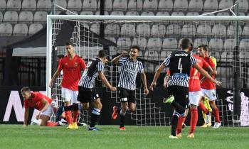 ¡Sorpresa! PAOK elimina al Benfica en la previa de la Champions League