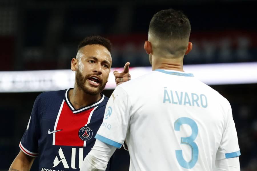 Sancionan a Neymar con dos partidos tras pelea ante el Marsella
