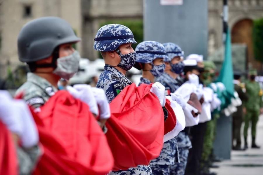 En vivo: Desfile Militar 2020 por el 210 aniversario de la Independencia de México