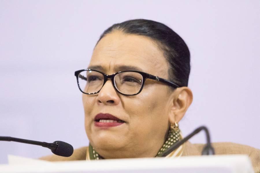 Rosa Icela Rodríguez, Coordinadora de puertos en México, da positivo a Covid-19