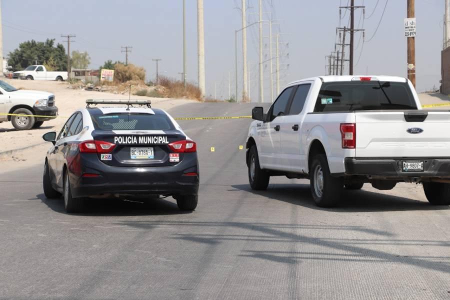 Menor fallece en fuego cruzado entre delincuentes y policías en Tijuana
