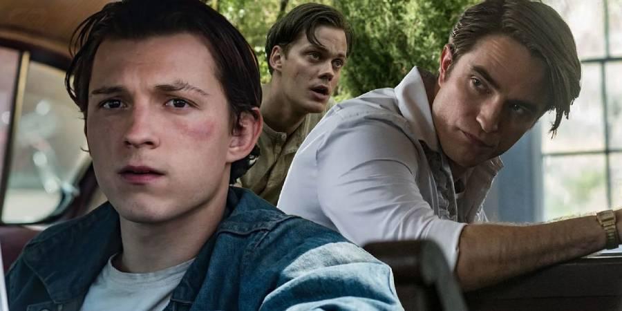 """""""El diablo a todas horas"""", con Tom Holland y Robert Pattinson, ya está en Netflix"""