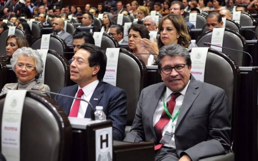 Diputados de Morena no presentarán solicitud para juicio a expresidentes
