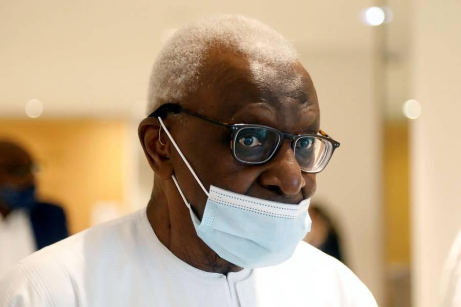 Lamine Diack, ex presidente de la IAAF, ingresará a prisión por corrupción
