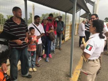 SRE investigará violaciones de Derechos Humanos en la frontera