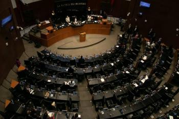 En el Senado detectan a 84 empleados con Covid-19