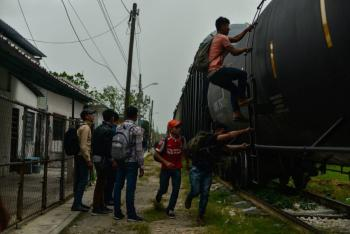 Centroamericanos, 90% de deportados