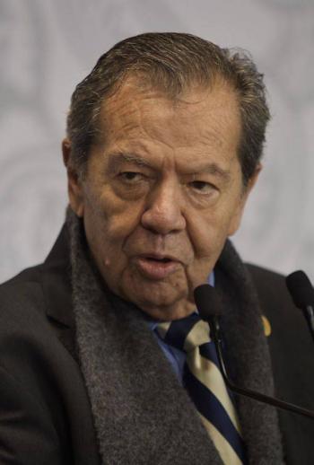 """TEPJF da ventajas a """"caciques"""" en elección de dirigencia de Morena: Muñoz Ledo"""
