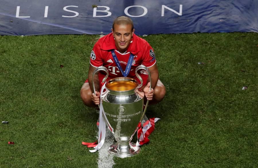 El Liverpool logra acuerdo con el Bayern para fichar a Thiago