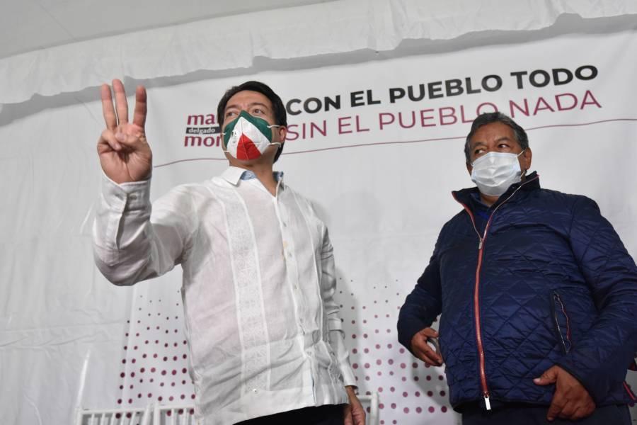 MORENA DEBE DEFENDER A LA 4T: MARIO DELGADO