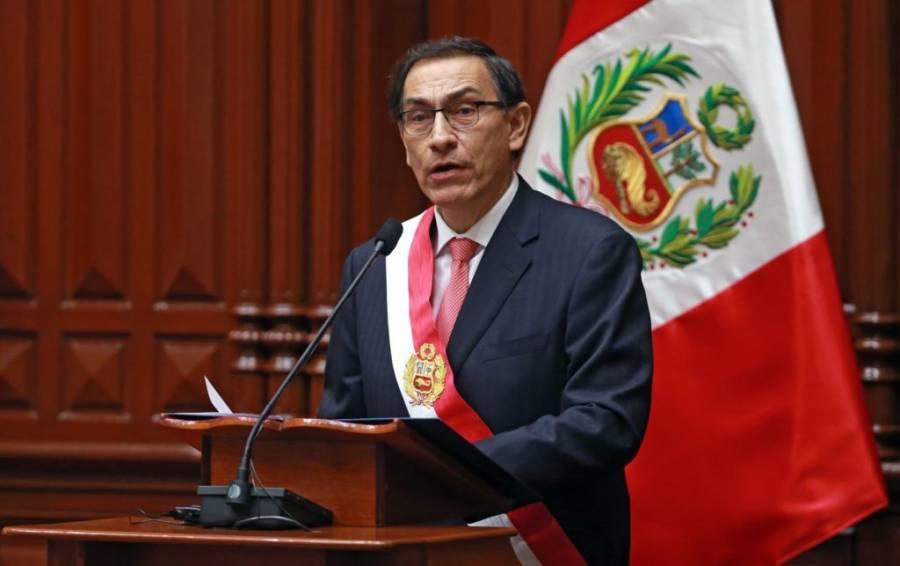 Confirmado, Martín Vizcarra a juicio político