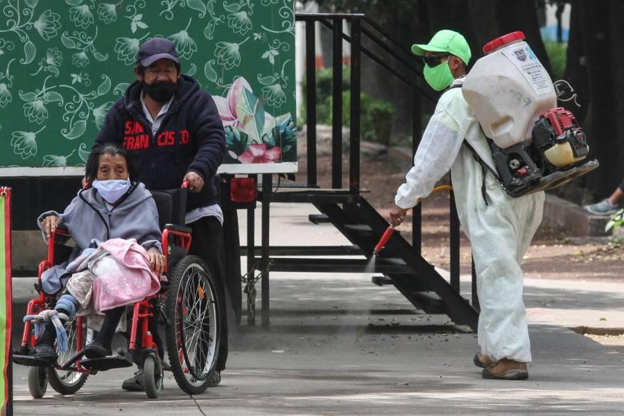 Ciudad de México tiene exceso de muertes: Peña Merino