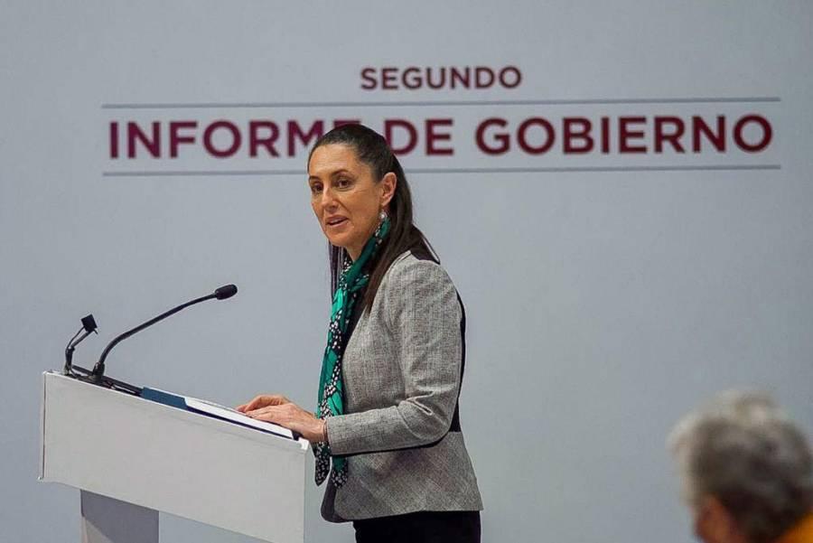 Sheinbaum reconoce labor de García Harfuch en materia de seguridad