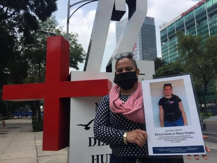 Guatemalteca desaparece de albergue después de ser detenida por INM