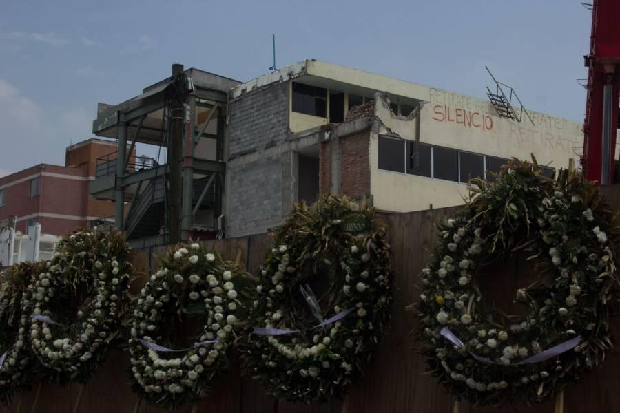 Exdirectora del Colegio Enrique Rébsamen comparecerá por homicidio culposo