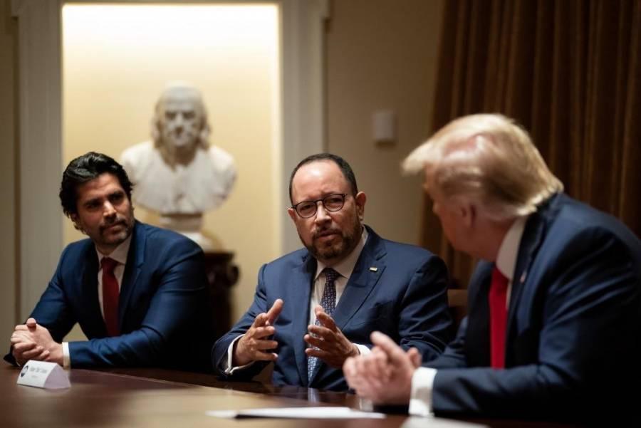 Nomina Donald Trump a Eduardo Verástegui como asesor para comunidad hispana