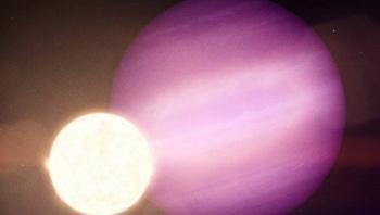 La NASA halla planeta gigante orbitando alrededor de estrella enana