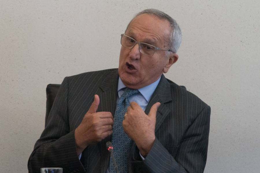 Jesús Seade no sigue en la disputa por la OMC