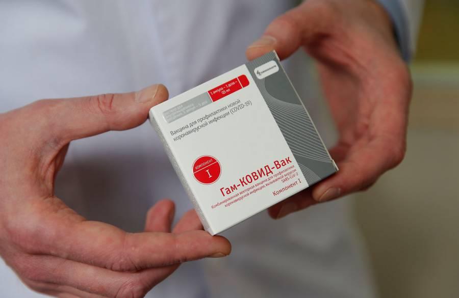 Rusia aprueba primer medicamento contra Covid-19 para venta en farmacias bajo receta