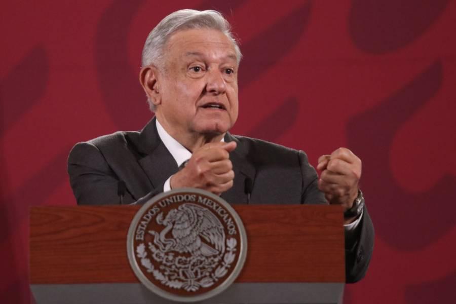 El PAN de lidera disputa por el agua en Chihuahua, acusa AMLO