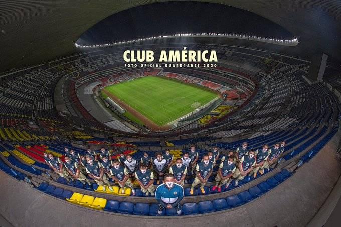 En nueva foto oficial, América hace homenaje a su afición